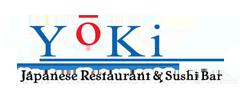 Yoki Japanese Restaurant & Sushi Bar Logo