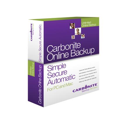 Carbonaite Online Backup
